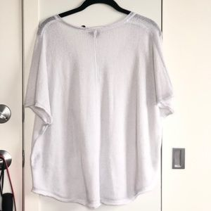 Urban Outfitters Tops - Urban Outfitters Frankie Oversized Thermal Tee